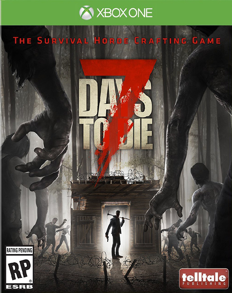 X1 7 Days to Die 七日殺(美版代購)