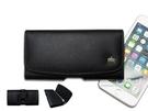 真皮 SHARP AQUOS R5G Sense 4 Plus 手機皮套 腰掛式皮套 腰掛皮套 腰夾皮套 JG01