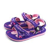 GP (Gold.Pigon) 阿亮代言 涼鞋 防水 雨天 女鞋 紫/粉紅 G8687W-41 no952