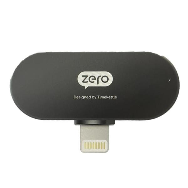 Timekettle Zero翻譯機 40種語言及93種口音 Mini Size Voice Translator & Voice Recorder iOS [9美國直購]