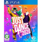 [免運+刷卡]歡慶十週年合作模式回歸●40首排行榜全新歌曲●PS4 Just Dance 舞力全開 2020 中文版