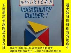二手書博民逛書店American罕見Vocabulary Builder 1Y12800 Bernard Seal Longm