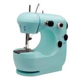 騰星301縫紉機家用電動迷你多功能小型手動吃厚縫紉機微型衣車