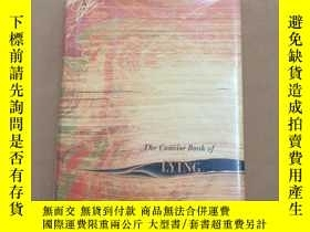 二手書博民逛書店the罕見concise book of lying(英文原版