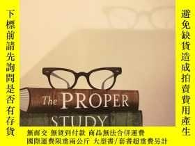 二手書博民逛書店The罕見Proper Study Of Mankind: An Anthology of Essays(進口原版