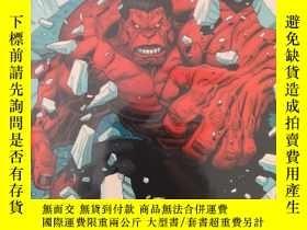 二手書博民逛書店Hulk,罕見Vol. 2: Red & GreenY121142 Jeph Loeb (Author),