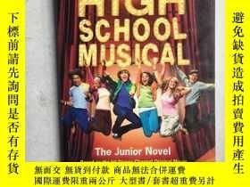 二手書博民逛書店High罕見School Musical(英文原版)Y21957