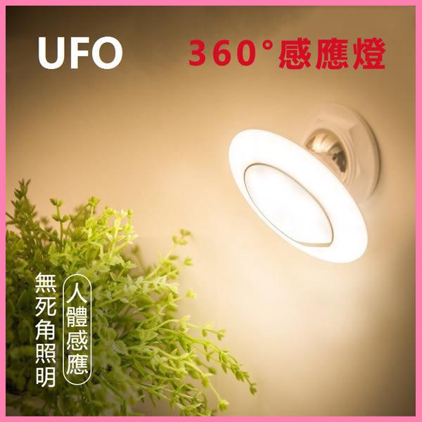 LED人體感應小夜燈 紅外線感應燈 走廊過道燈 360度可旋轉 人體感應燈 暖光燈 環保小夜燈 美樂蒂