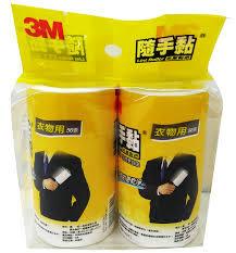 3M隨手黏 衣物用補充膠帶 (2入裝)