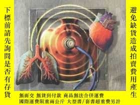 二手書博民逛書店Auscultation罕見Skills: Breath & Heart Sounds [With 2 Casse
