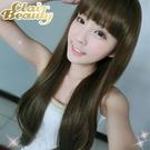 高仿真超自然整頂假髮【MA145】輕甜女...