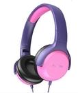 頭戴式耳機兒童耳機頭戴式有線學習男女生低分貝保護聽力學生耳機LX 爾碩
