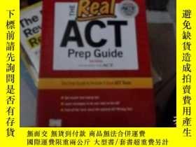 二手書博民逛書店THE罕見Real ACT Prep Guide[3rdEdit
