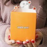 【BlueCat】神煩狗與蘋果筆包裝盒 糖果盒 禮物盒 西點盒 紙盒