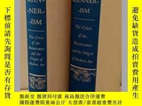 二手書博民逛書店【包罕見】Mannerism,《矯飾主義藝術》,2卷(全),Ar
