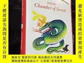 二手書博民逛書店harry罕見porter and the chamber of
