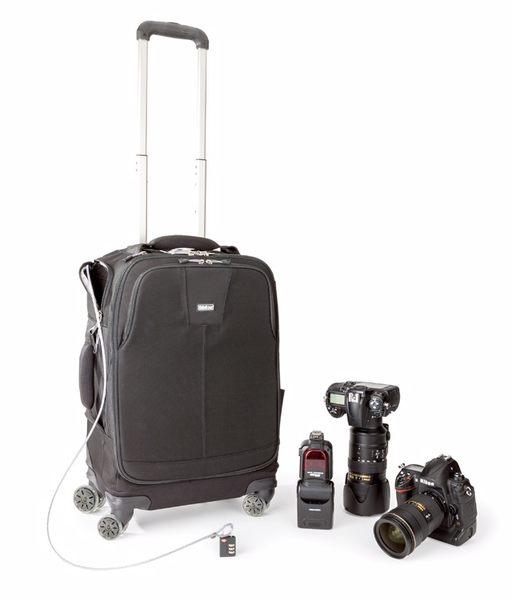 創意坦克 ThinkTank AR514 輕型四滾輪攝影行李箱 可放15吋筆電 【公司貨】TPP514 Y42