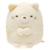 asdfkitty*日本san-x角落生物貓咪造型絨毛娃娃/玩偶-10公分-日本正版商品