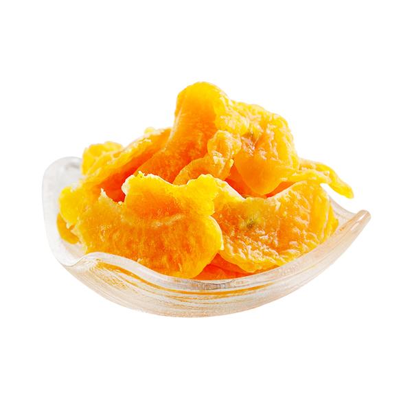 鮮採橘子果乾250G 每日優果