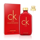 Calvin Klein CK one中性淡香水歡樂節慶限量版 100ml