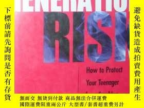 二手書博民逛書店原版英文書《罕見Generation Risk 》by Cork