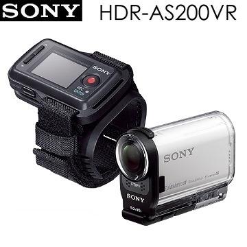 SONY 運動攝影機 HDR-200VR