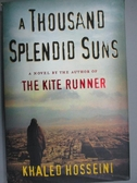 【書寶二手書T1/原文小說_YHL】A Thousand Splendid Suns_Hosseini, Khaled