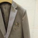 鋼筆胸針 男西服襯衫領帶別針領針扣