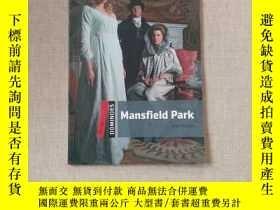 二手書博民逛書店Dominoes罕見Second Edition Level 3: Mansfield Park【 】無劃線Y