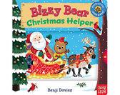 Bizzy Bear:Christmas Helper 聖誕小幫手熊熊新奇操作書(美國版)