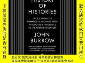 二手書博民逛書店A罕見History Of Histories-歷史史Y436638 John Burrow Penguin