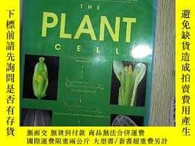 二手書博民逛書店THE罕見PLANT CELL (VOLUME 12 )Y203