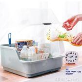 寶寶奶瓶收納箱奶瓶儲存盒乾燥架瀝水架餐具收納盒防塵加厚大容量 YXS 「潔思米」