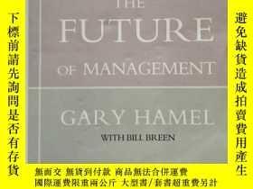 二手書博民逛書店The罕見Future of Management --- 英文