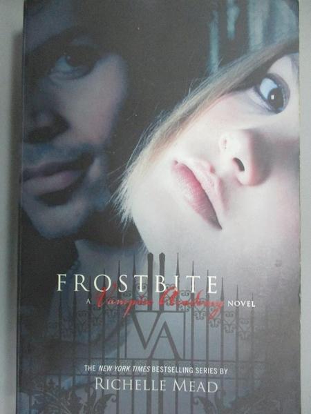 【書寶二手書T9/原文小說_JRS】Frostbite_Mead, Richelle