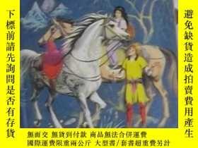 二手書博民逛書店英文原版罕見The Horse and His Boy by C