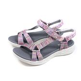 SKECHERS GOWALK Sandals 涼鞋 女鞋 粉紅/灰 140013GYMT no163