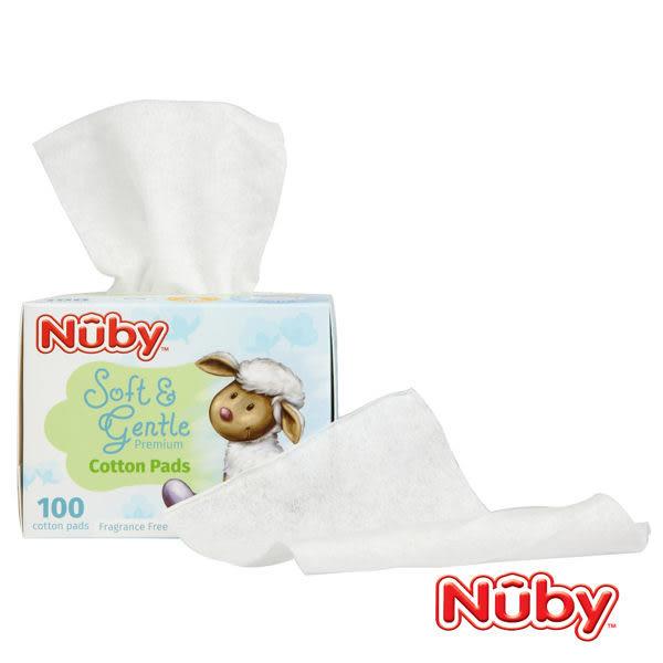 **小饅頭**Nuby乾濕兩用全棉布巾100抽(9890799001071)