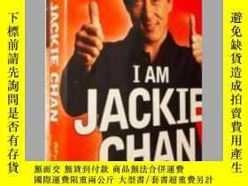 二手書博民逛書店I罕見Am Jackie Chan: My Life in Ac