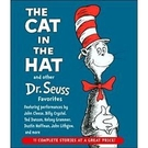 【麥克書店】THE CAT IN THE HAT AND OTHER DR.SEUSS FAVOURITE @合輯CD (不含書)