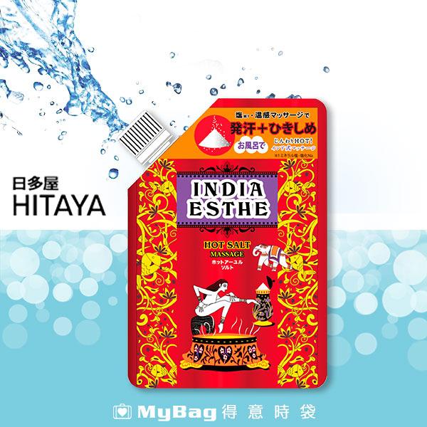 日多屋 HITAYA Bison 印度式緊緻溫感沐浴鹽 Bison-A 得意時袋