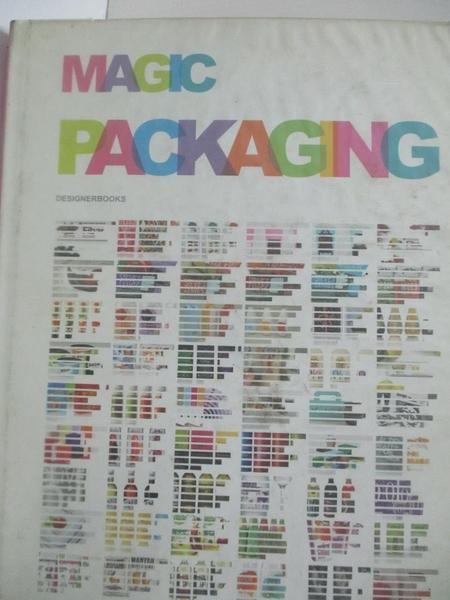 【書寶二手書T2/設計_EKV】Magic Packaging_Li, Jeff (CON)/ Jun, Wu (EDT)/ Xiaojuan, Wei (EDT)/ Ping, Cheng (CON)