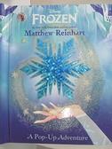 【書寶二手書T5/少年童書_KO8】Frozen: A Pop-up Adventure_Reinhart, Matthew