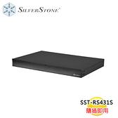 SilverStone 銀欣 SST-RS431S 4顆3.5吋SATA/SAS硬碟 SAS/Mini-SAS介面 1U規格儲存機架