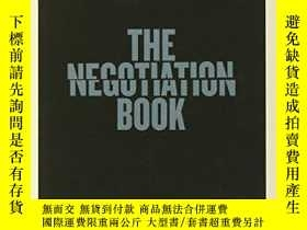 二手書博民逛書店The罕見Negotiation BookY256260 Steve Gates John Wiley &am