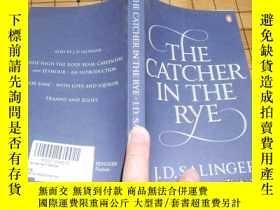 二手書博民逛書店英文原版:the罕見catcher in the rye 060725--Y99 請看圖 請看圖 出版200