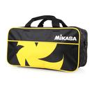 MIKASA 球袋-兩顆裝(排球 運動袋 手提袋 肩背袋 裝備袋≡體院≡ MKVL2C-BKY_1