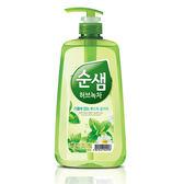 【韓國AK】 全植物草本甘菊綠茶碗盤洗碗精1KG 洗潔液