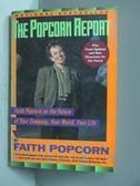 【書寶二手書T7/財經企管_JBL】The Popcorn Report-Faith Popcorn…_Popcorn