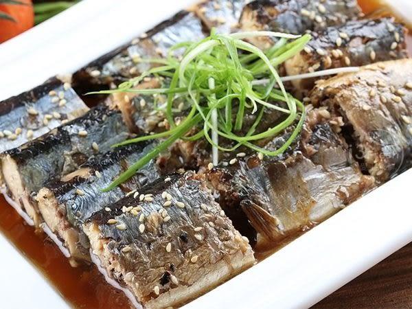 【愛上新鮮】日式甘露煮秋刀魚12包 (2隻/包)